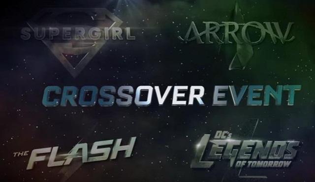 4 The CW dizisinin yer alacağı ortak bölümlerin yeni fagmanı yayınlandı