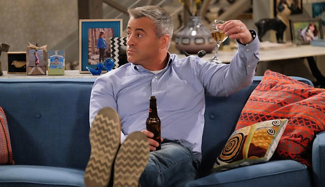 Matt LeBlanc'tan komedi dizisi: Man with a Plan