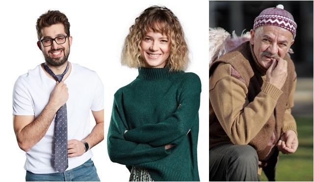Tutunamayanlar dizisinin oyuncuları 3 soruda karakterlerini anlattı!