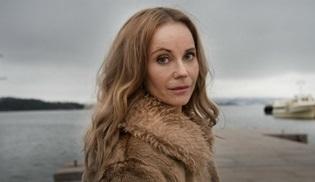 Sofia Helin, Atlantic Crossing dizisinin başrolünü üstlendi