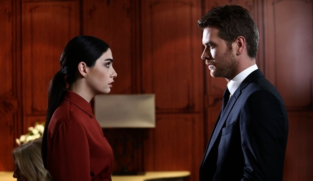 High Society | Cansu and Kerem's paths cross once again