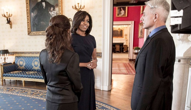 Michelle Obama, NCIS dizisine konuk olacak