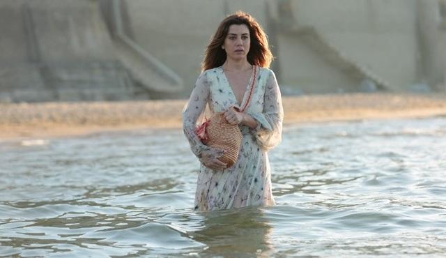 Gökçe Bahadır,  Ufak Tefek Cinayetler için soğuk denize girdi!