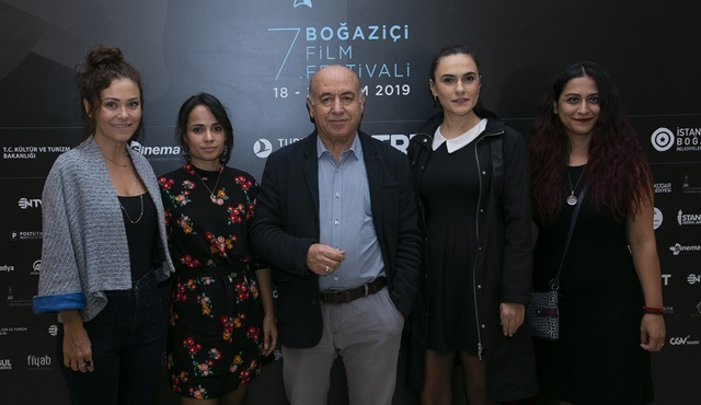 Karınca filmi 7. Boğaziçi Film Festivali'nde seyircilerle buluştu!