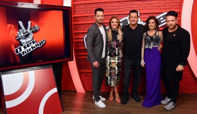 O Ses Türkiye, yeni sezonuyla TV8'e geri dönüyor!