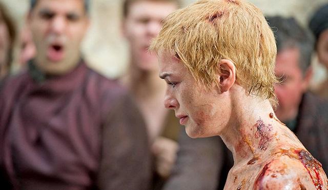 Cersei'nin utanç yürüyüşünün bilinmeyenleri