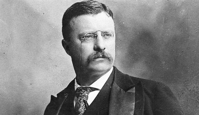 Amerikan başkanlarından Theodore Roosevelt'in hayatı dizi oluyor