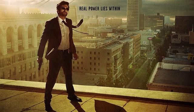 Powers dizisi 2 sezonun ardından iptal edildi