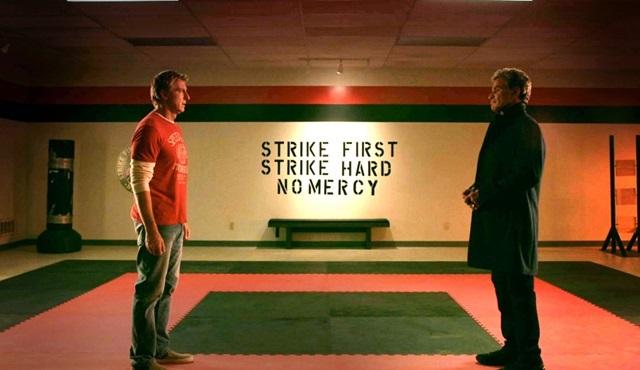 Youtube, Karate Kid'in devamı Cobra Kai dizisine 3. sezon onayı verdi