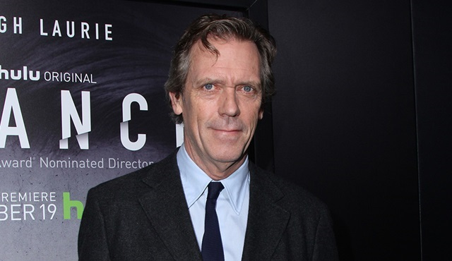 Hugh Laurie,  Avenue 5 isimli dizi projesinin kadrosuna dahil oldu