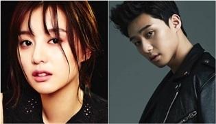 Park Seo Joon ve Kim Ji Won aynı dizide!