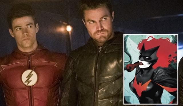 Batwoman ve Gotham, Arrow evrenine geliyor