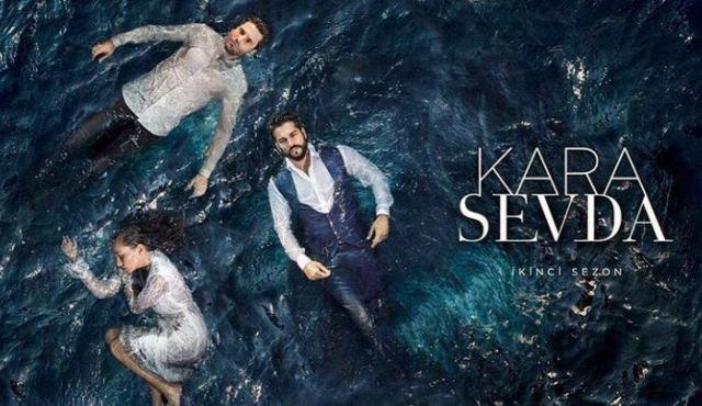 Kara Sevda 2. sezon afişi ve yeni tanıtım yayınlandı!
