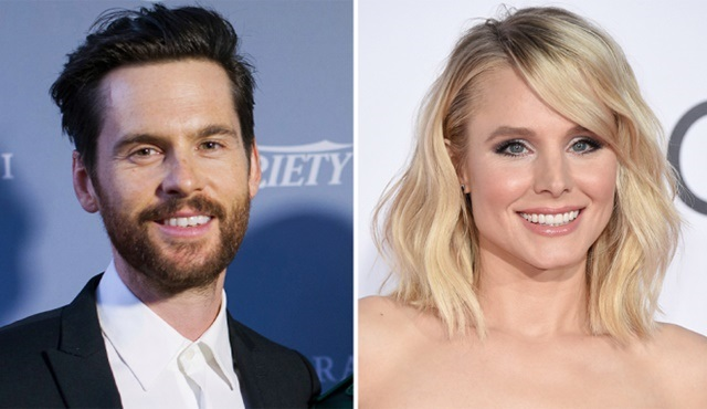 Kristen Bell ve Tom Riley, Netflix'in The Woman in the House dizisinin kadrosunda