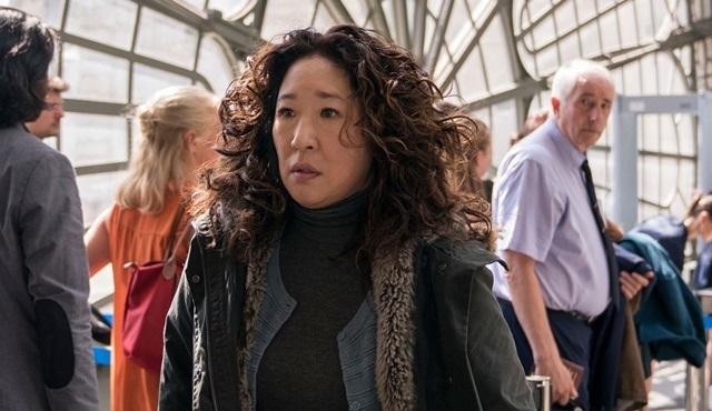 Killing Eve'in ikinci sezonundan yeni bir tanıtım ve afiş geldi