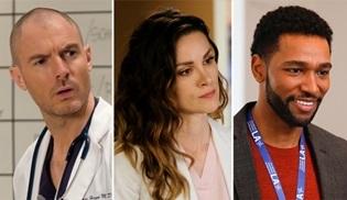 Grey's Anatomy'den 3 yeni kadro haberi var