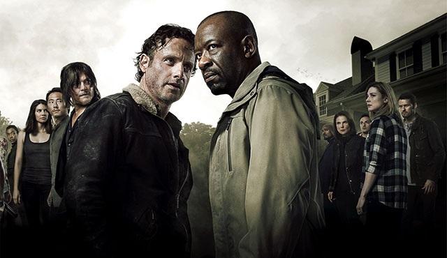 The Walking Dead'in 6. sezon çekimleri başladı
