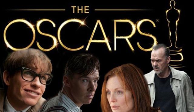 En İyi Kadın ve Erkek Oyuncu dalında Oscar'a adaylar olan oyuncular