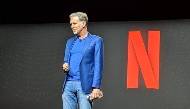 Reed Hastings: Karantina döneminde üyelerin uluslararası yapımlara olan ilgisi arttı