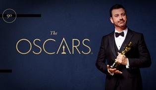 90. Akademi Ödülleri'nden yeni bir tanıtım fragmanı yayınlandı