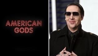 Marilyn Manson, American Gods'ın 3. sezonunun kadrosuna dahil oldu