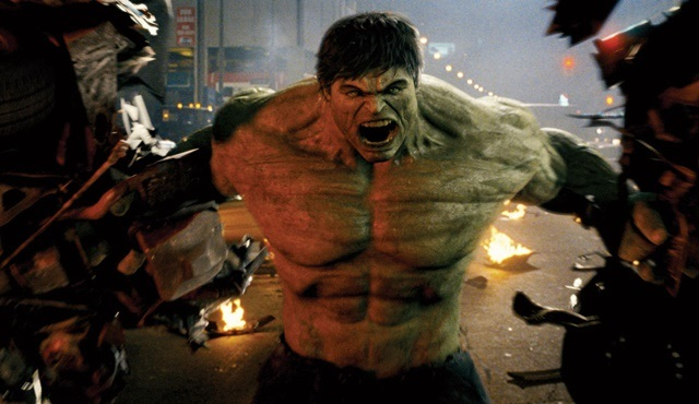 The Incredible Hulk filmi atv'de ekrana gelecek!
