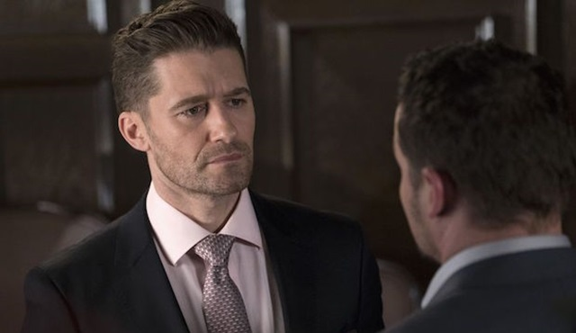 Matthew Morrirson, Grey's Anatomy'ye geri dönüyor