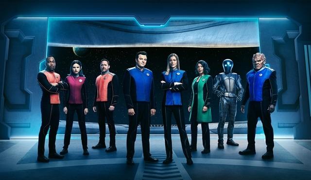 The Orville 2. sezonuyla FX kanalında ekrana gelecek!
