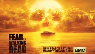 Fear the Walking Dead, 11 Nisan'da ekrana dönüyor