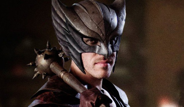 Legends of Tomorrow'dan Hawkman'e özel tanıtım geldi