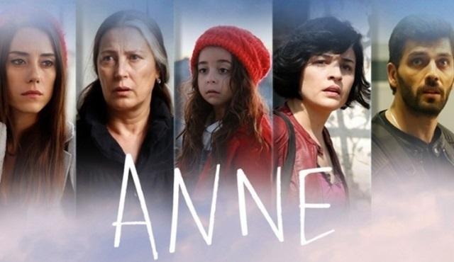 Anne, Şili'nin en çok izlenen 3. Türk dizisi oldu