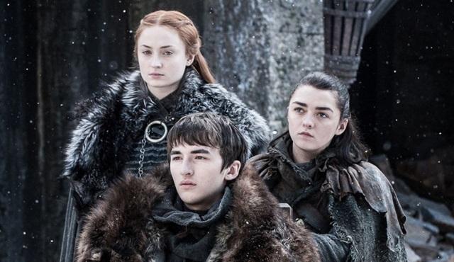 Game of Thrones'un yedinci sezonu korsan olarak 1 milyardan fazla indirildi