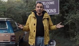 Netflix Türkiye, Stranger Things'in yayına girişini Sadettin Teksoy'la duyurdu