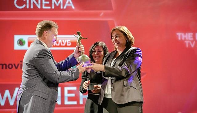 Moviemax Turk, Eutelsat TV Ödülleri'nde En İyi Sinema Kanalı seçildi