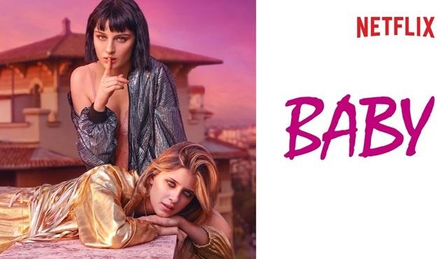 Netflix'in İtalyan yapımı dizisi Baby, 18 Ekim'de ikinci sezonuyla dönüyor
