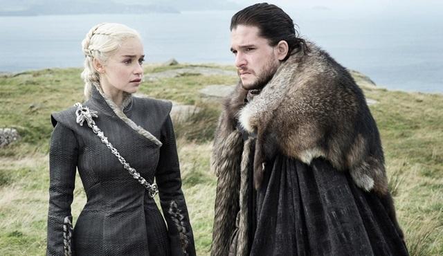 Game of Thrones'un final sezonunun çekimleri ekimde başlıyor