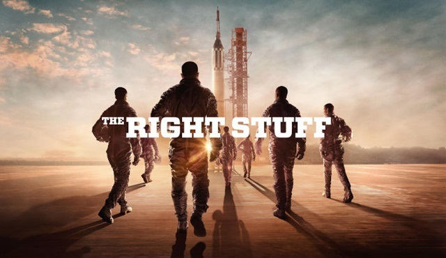 Disney+, The Right Stuff dizisini iptal etti