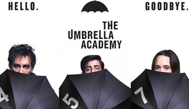 Netflix'in yeni dizisi The Umbrella Academy'nin resmi tanıtımı yayınlandı