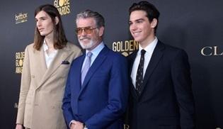 Altın Küre'nin bu yılki elçileri Pierce Brosnan'ın oğulları Dylan ve Paris oldu