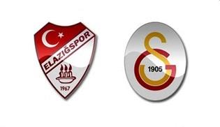 Elazığspor - Galatasaray karşılaşması atv'de ekrana geliyor!