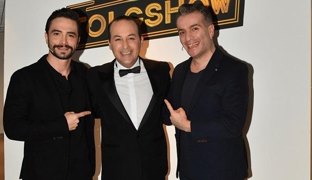 TOLGSHOW'a bu hafta Ahmet Kural ve Murat Cemcir konuk oluyor!