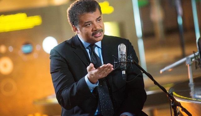 ''Neil DeGrasse Tyson'la Yıldızlarla Buluşma'' her Çarşamba Nat Geo'da!