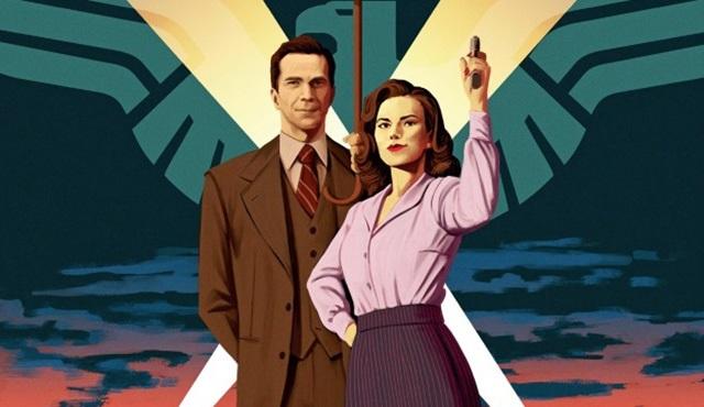 Agent Carter'ın 2. sezonu için kısa bir tanıtım geldi