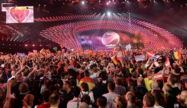 Eurovision Song Contest Finale to air on 'LOGO'