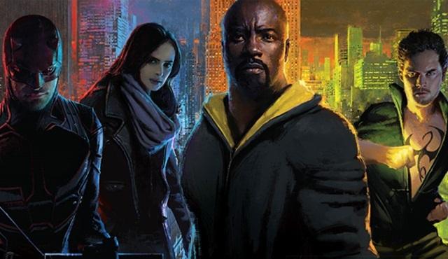 The Defenders ve The Punisher'ın Comic-Con posterleri yayınlandı