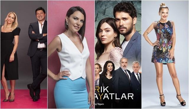 Kanal D'nin gündüz kuşağı yeni sezonda da iddialı!