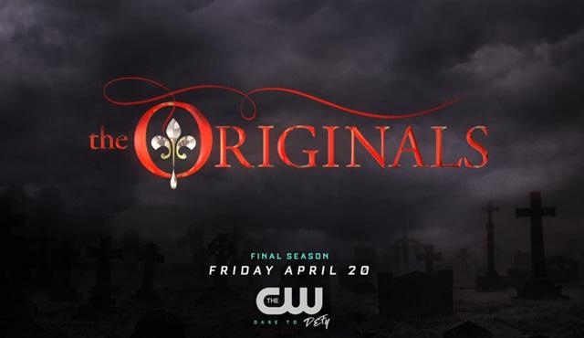 The Originals final sezonuyla 20 Haziran'da geri dönüyor
