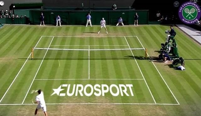 Eurosport Wimbledon yapımlarını arttırarak güçleniyor