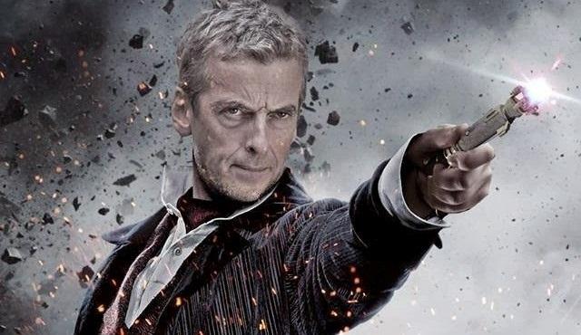 Doctor Who Sekizinci Sezon CNBC-e'de