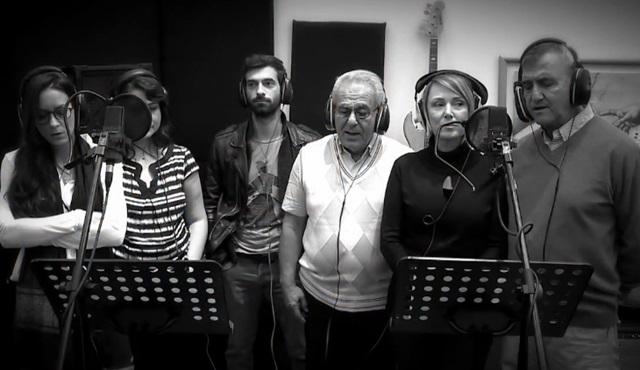 Poyraz Karayel ekibinden ''Ben büyüyünce!'' kampanyasına destek!